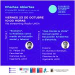 Evento final Congreso Futuro Los Ríos abordará temática de innovación social